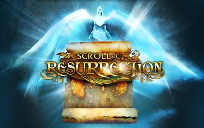 Scroll of Resurrection
