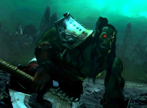 Grom Hellscream Warcraft III