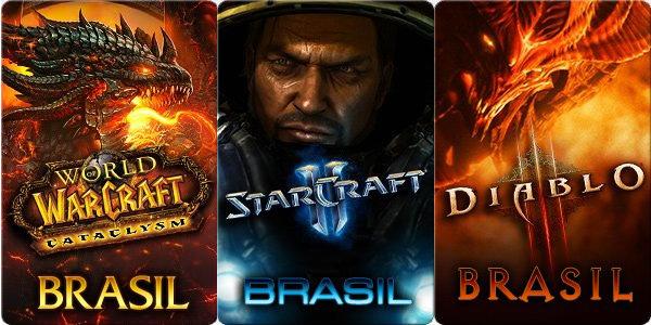 Blizzard Facebook