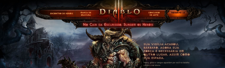 Descubra Diablo III