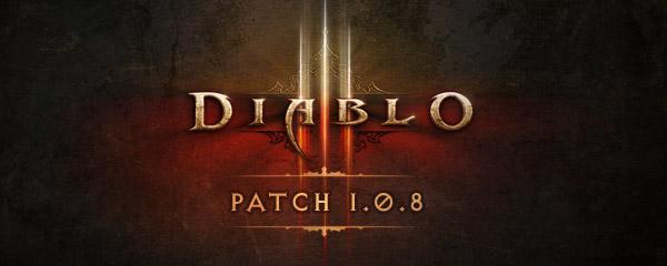 Diablo III - 1.0.8