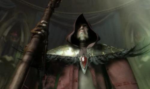 Medivh, cinematic de Warcraft III.